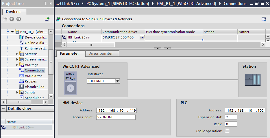 IBHLink S5++:SIMATIC® S5 TIA Portal V11 WinCC flexible - IBHsoftec