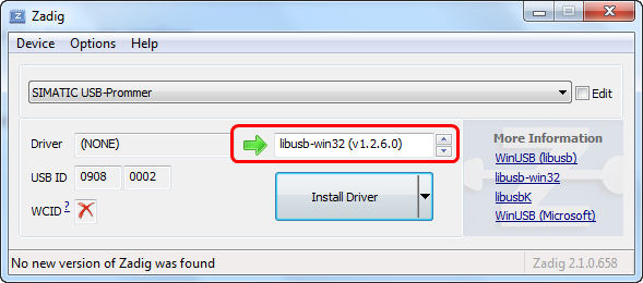 S5/S7 for Windows:USB Prommer Driver - IBHsoftec Wiki English
