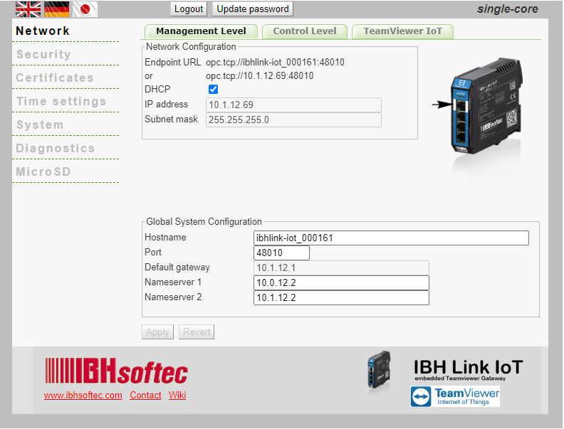 IBH Link IoT Management Level.png