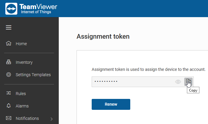 IBH Link IoT TW Assigment token Copy.png